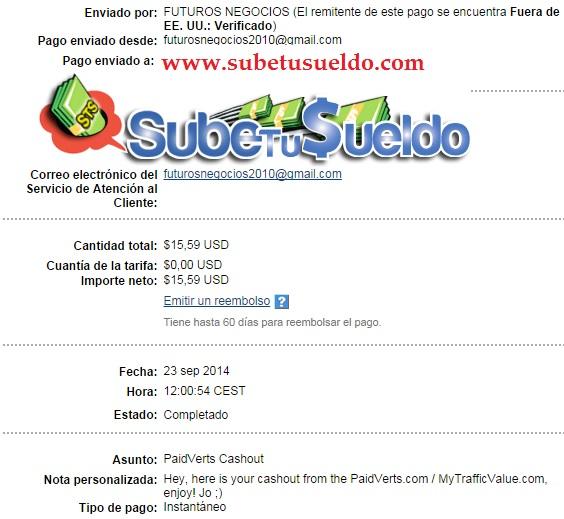 pago de paidverts
