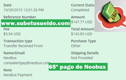 neobux pago