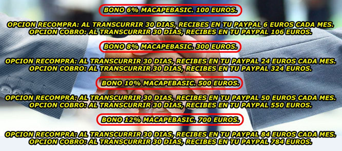 emision bonos