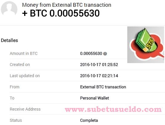 freebitcoin pago xapo