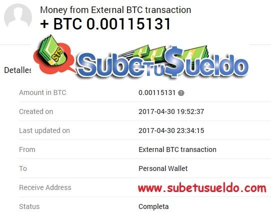 pago de freebitcoin